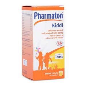 Sirô bổ sung Vitamin và tăng cường sức đề kháng cho trẻ Pharmaton Kiddi (100ml)