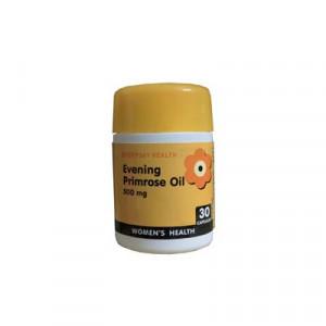 Thực phẩm bảo vệ sức khỏe viên uống tinh dầu hoa anh thảo Everyday Health Evening Primrose Oil 500mg  (Chai 30 viên)