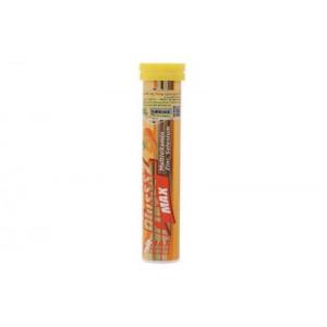 Viên sủi bổ sung vitamin C Plusssz Gold Max vị cam (20 viên/tube)