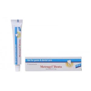 Kem bôi trị viêm răng Metrogyl Denta (10g)