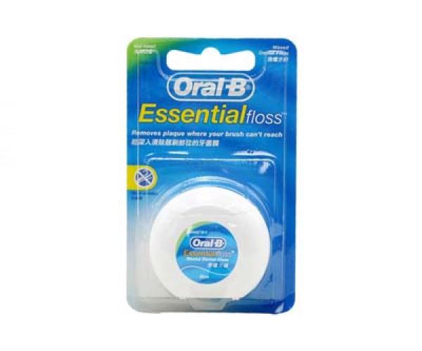 Chỉ nha khoa Oral-B Essential Floss (50m)