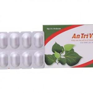 Thuốc hỗ trợ điều trị và phòng ngừa bệnh trĩ An Trĩ Vương (3 vỉ x 10 viên/hộp)