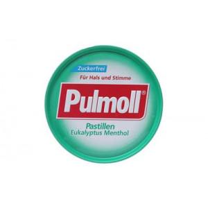 Pulmoll Pastillen Eukalyptus Menthol (50g/hộp)