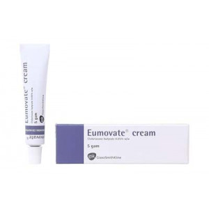 Kem trị viêm da Eumovate cream 0.05% (5g)
