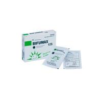 Thuốc kháng sinh Bifumax 125mg (10 gói/hộp)