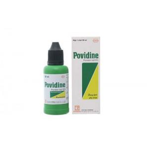 Dung dịch Povidine phụ khoa (90ml)