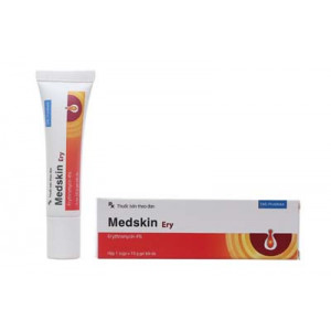 Thuốc bôi điều trị mụn Medskin Ery (10g)