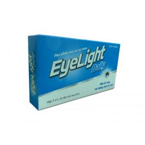 Thực phẩm bảo vệ sức khỏe tăng cường thị lực cho mắt Eyelight Daily (30 viên/hộp)