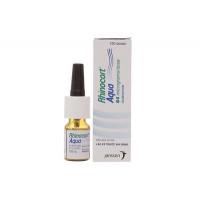 Thuốc xịt trị viêm mũi dị ứng Rhinocort Aqua 64mcg/liều (120 liều)