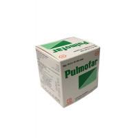 Thuốc trị các triệu chứng ho Pulmofar (10 vỉ x 10 viên/hộp)