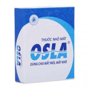 Thuốc nhỏ mắt dùng cho mỏi mắt, mắt khô Osla (15ml)