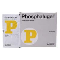 Thuốc điều trị đau dạ dày, giảm độ axit của dạ dày Phosphalugel (26 gói/hộp)