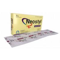 Thuốc đặt phụ khoa Neostyl (10 viên/hộp)