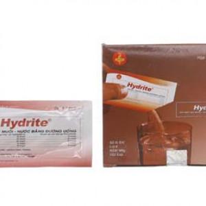 Thuốc bù nước và chất điện giải Hydrite (30 gói/hộp)