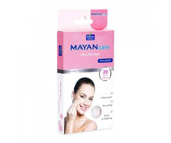 Miếng dán trị mụn Mayan Care Ultra Thin Spot (20 miếng/gói)