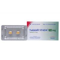 Thuốc trị rối loạn cương dương Tadalafil Stada 10mg (2 viên/hộp)