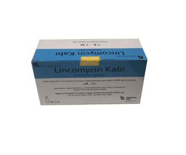 Lincomycin Kabi 2ml (50 ống/hộp)