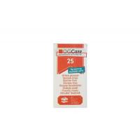 Que thử đường huyết dùng cho máy đo đường huyết Ogcare (25 que/Hộp)
