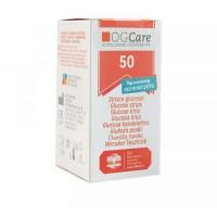 Que thử đường huyết dùng cho máy đo đường huyết Ogcare (50 que/Hộp)