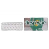 Thuốc chống co thắt Buscopan 10mg (5 vỉ x 10 viên/hộp)