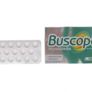 Buscopan 10mg (5 vỉ x 10 viên/hộp)