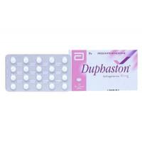 Thuốc trị rối loạn kinh nguyệt Duphaston 10mg (20 viên/hộp)