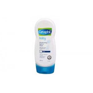 Sữa tắm dưỡng ẩm da cho bé Cetaphil Baby (Chai 230ml)
