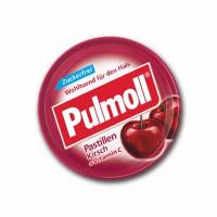 Kẹo ngậm ho Pulmoll Pastillen Kirsch + Vitamin C (50g/hộp)