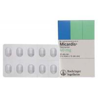 Thuốc điều trị cao huyết áp Micardis 40mg (3 vỉ x 10 viên/hộp)