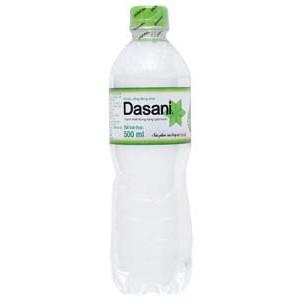Nước uống đóng chai Dasani 500ml