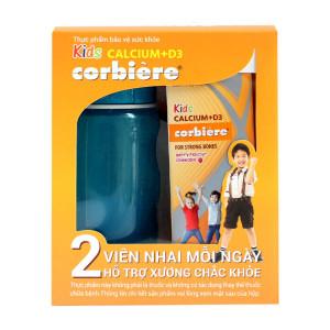 Kids Calcium+D3 Corbière (30 viên/hộp)