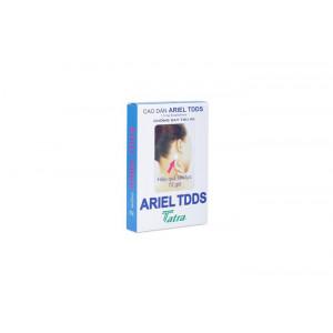 Miếng dán chống say xe Ariel TDDS (2 miếng/hộp)