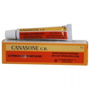 Thuốc bôi điều trị nấm Canasone C.B (5g)