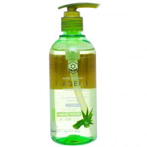 Nước rửa tay tinh chất collagen Lagena hương lô hội (Chai 300g)