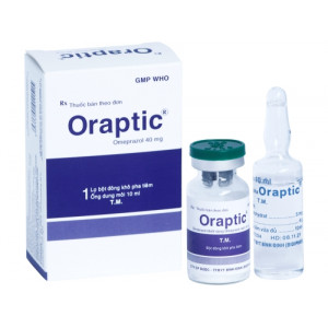 Oraptic 40mg