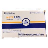 Thuốc trị rối loạn cương dương Meyerafil 20mg (1 viên/hộp)