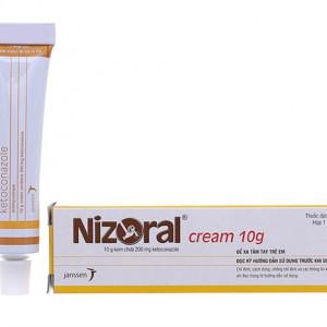 Kem trị nấm ngoài da, lang ben Nizoral Cream (10g)