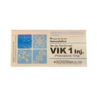 VIK 1 Inj. (10 ống/hộp)