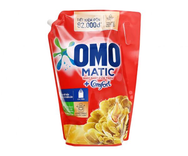 Nước giặt OMO Matic Comfort tinh dầu thơm (2kg)