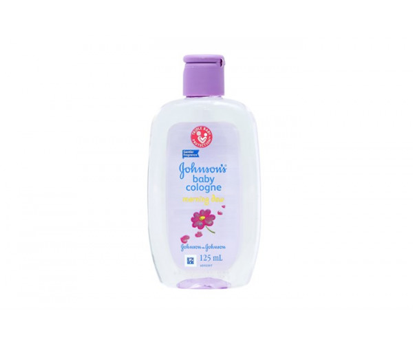 Nước hoa Johnson Baby Cologne Morning Dew (125ml)