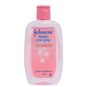 Nước hoa Johnson Baby Cologne Powder Mist (50ml)