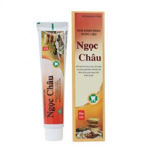 Kem đánh răng dược liệu Ngọc Châu (100g)