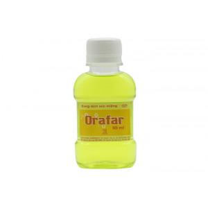 Dung dịch súc miệng Orafar (90ml)