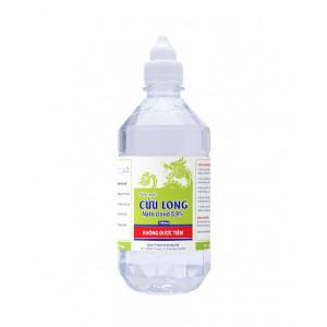 Nước muối sinh lý Nam Phát Natriclorid 0.9% (1000ml)