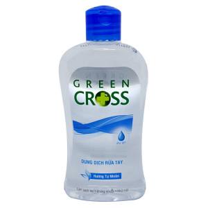 Dung dịch rửa tay khô Green Cross hương Tự nhiên (250ml)
