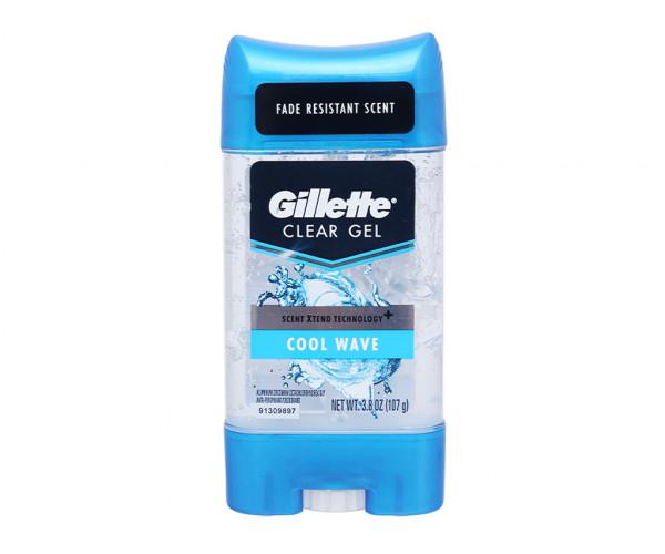 Gel khử mùi Gillette Cool Wave (107g)