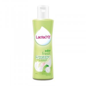 Dung dịch vệ sinh phụ nữ ngày dài tươi mát  Lactacyd Odor Fresh (250ml)