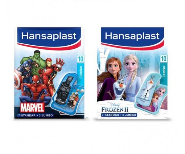 Băng cá nhân Hansaplast hoạt hình