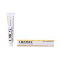 Kem trị sẹo Ticarlox (10g)