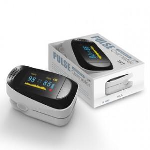 Máy đo nồng độ oxy spo2 kẹp ngón tay Fingertip Pulse Oximeter A2